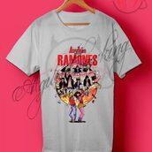 shirt,t-shirt,ramones,vintage