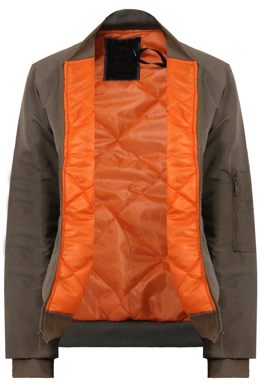 Kim bomber jacket