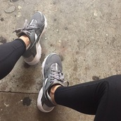 shoes,nike,grey,nike sneakers,huarache,tumblr,grunge,pale,tumblr shoes,aesthetic,black,white,gray shoes,grey sneakers,nike air huaraches,pale grunge