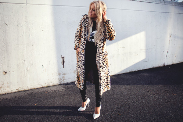 fanny lyckman coat t-shirt pants shoes