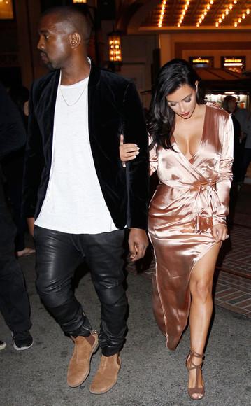 dress celebrity style kim kardashian celebrity kim kardashian dress