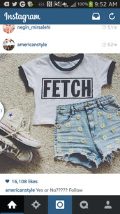 shirt,shorts,denim,daisy,summer,High waisted shorts,jeans,shoes,tank top,flowers shorts demin,t-shirt,black,white,crop tops,fetch,blouse,mean girls,flowered shorts,top,swag,love it so much!,converse,graphic tee,nice,denim shorts,fashion,summer top,style,summer shorts,summer outfits,sneakers,sunflower,outfit,pants,white t-shirt,black top,white and black tshirt,daisy shorts,high waisted,tumblr outfit,flowers,tumblr,wow,blue,formal dress,forever 21,cute
