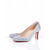Christian Louboutin Mary 70mm Strass Aurora Boreale Crystals Bridal Pumps