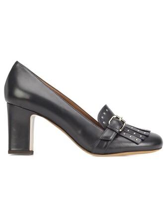 women pumps black shoes