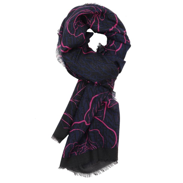 ARMANI JEANS women scarf grey