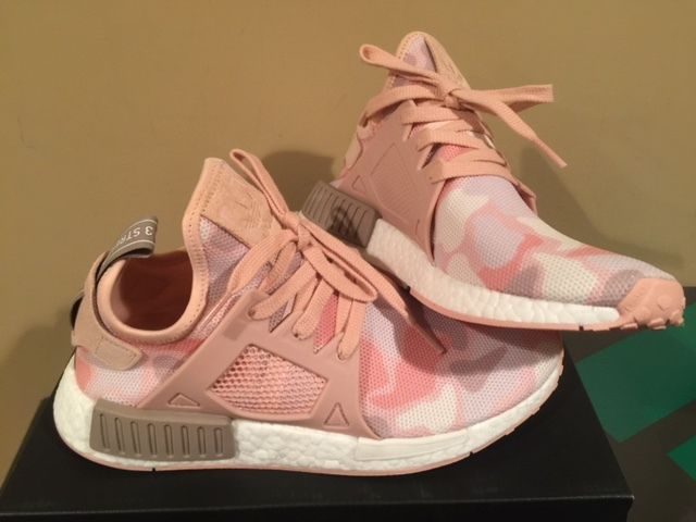 Synthetic Leather adidas nmd xr1 camo
