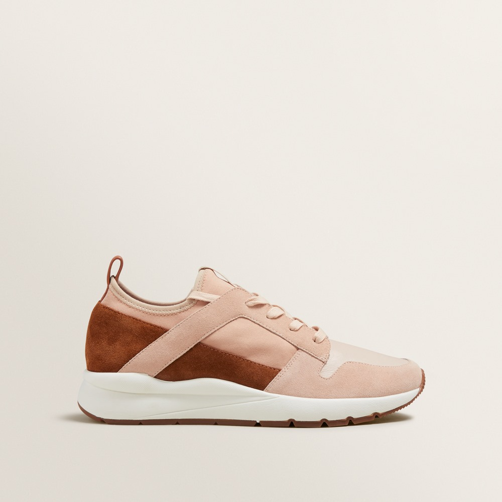 Maria Leather Sneaker