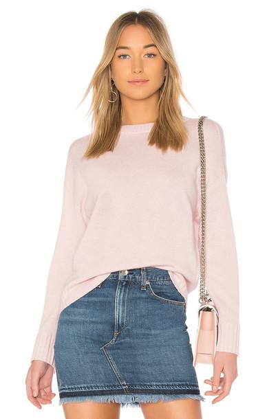 BROWN ALLAN sweater pink