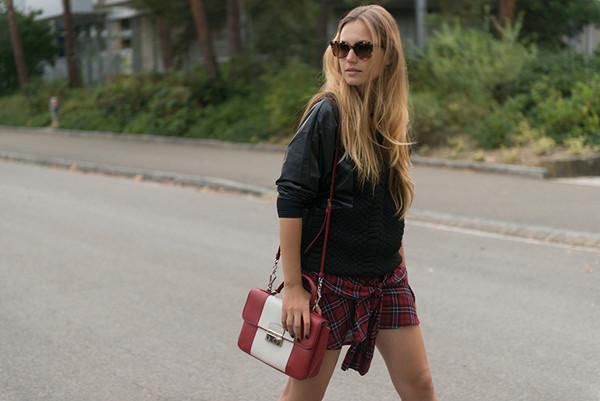 fashion gamble blogger bag sunglasses jewels