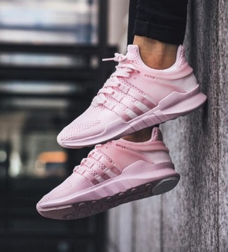 shoes adidas pink sneakers