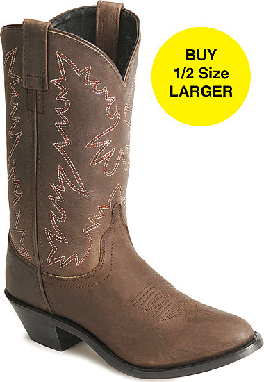 Sheplers old west women's distressed leather cowgirl boots