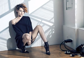 shoes kristen stewart top