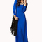 Scoop neck maxi dress | forever21 - 2054836592