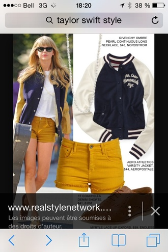 taylor swift celebrity style baseball jacket