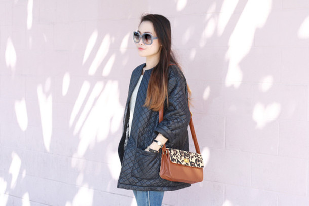it's not her it's me coat jeans shoes sunglasses bag jewels