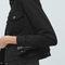 Black denim jacket - women   mango usa
