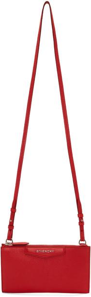 Givenchy bag crossbody bag red