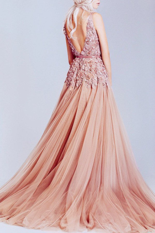 L couture evening dresses quick