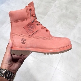 shoes timberland boots shoes pink shoes timberlands boots