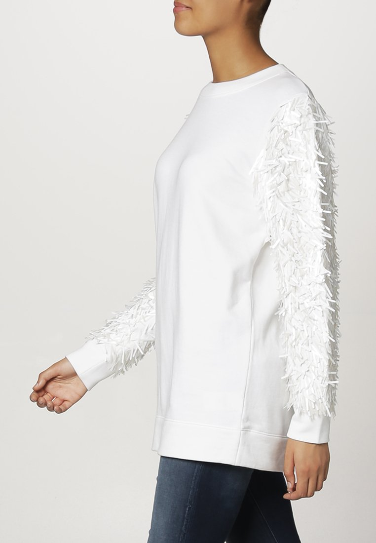 DKNY Sweatshirt - milk - Zalando.ch