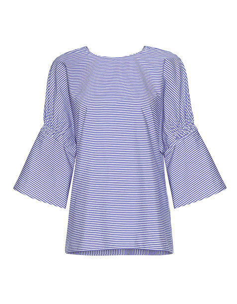 Tibi top blue