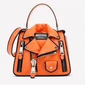 bag,orange bag