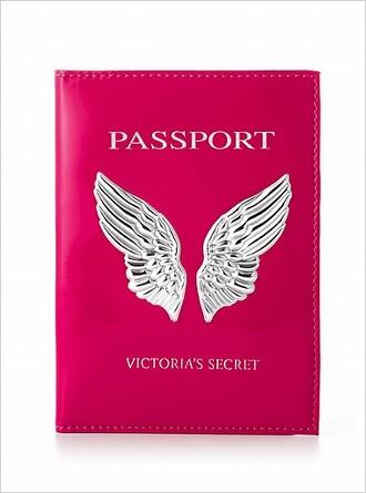 bag passport cover vs victoria's secret vs angel cover