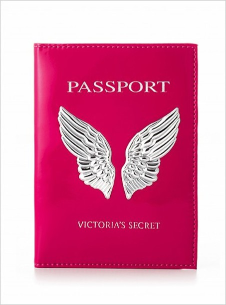How To Make A Book Cover Out Of A Victoria S Secret Bag : Bag passport cover vs victoria s secret angel