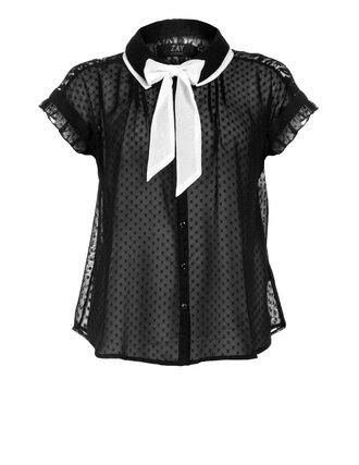 blouse black clothing black blouse chiffon black chiffon black chiffon blouse blouse with bow