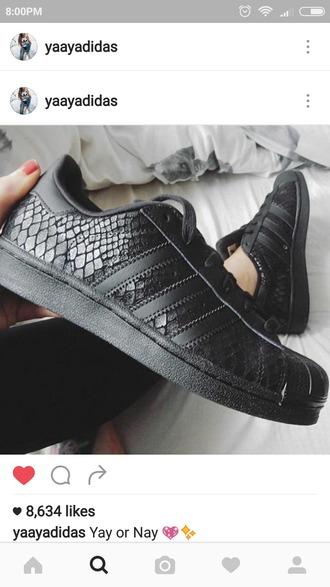 shoes adidas adidas superstars black adidas textured adidas shoes adidas shoes textured shoes