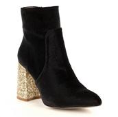 shoes,velvet boots