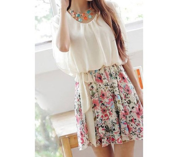 skirt clothes dress fashion