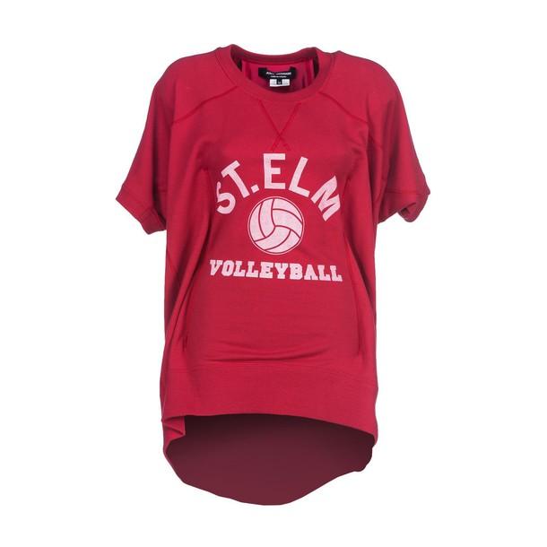 Junya Watanabe t-shirt shirt t-shirt red top