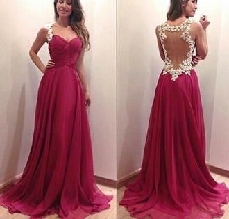 dress maxi dress red dress maxi red dress princess dress open back prom dress prom dress