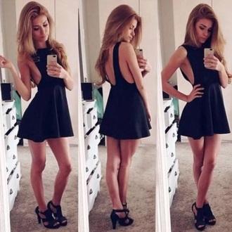 shoes black black heels heels cute girly black dress wedges