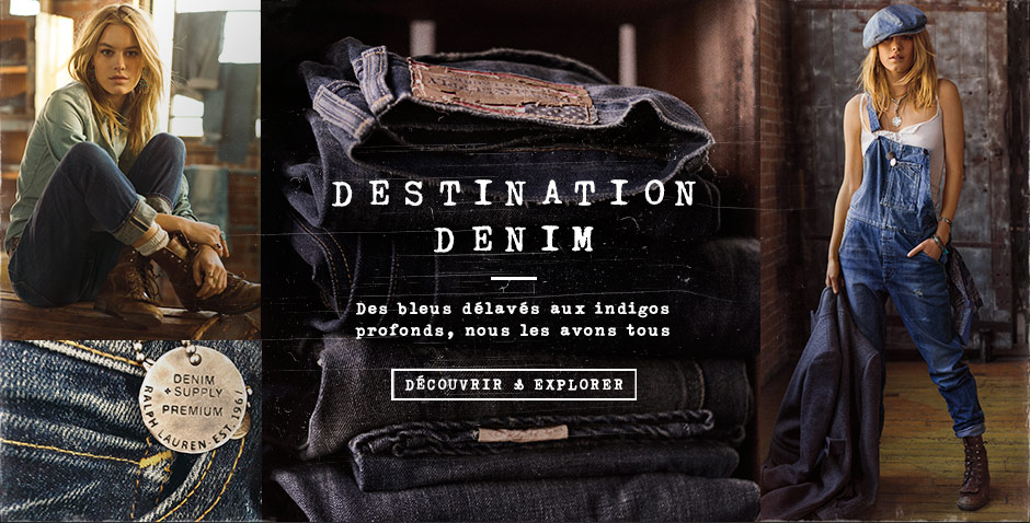 Denim & Supply - Ralph Lauren France