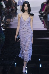 dress,armani prive spring 2016 couture