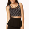 Dashing dots bustier | forever21 - 2000050797