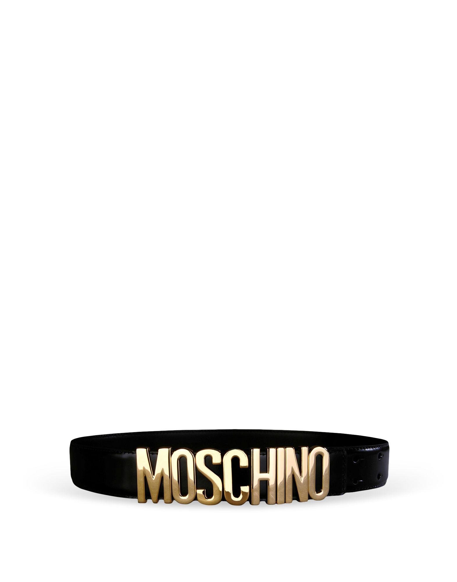 Belt Women - Moschino Online Store