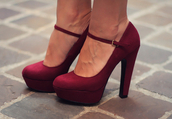 shoes,heels,burgundy,straps,strappy heels