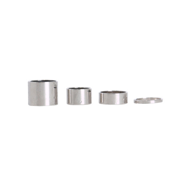VARIOUS SILVER RINGS SET – HolyPink