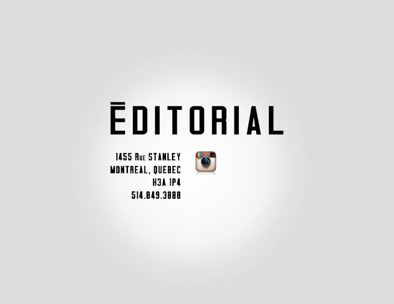 Editorial Boutique