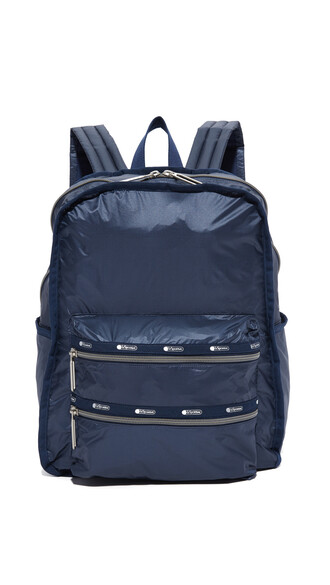 classic backpack navy bag