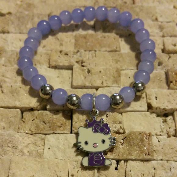 jewels bracelets hello fashion hello kitty