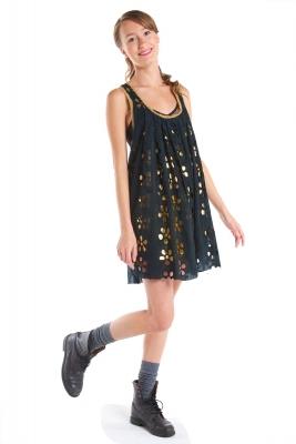 Peaka boo dress
