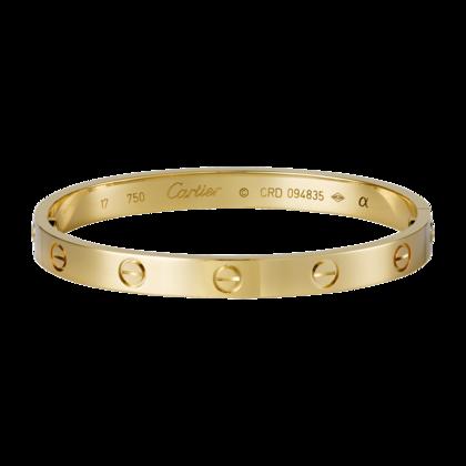 LOVE bracelet - Bracelets Yellow gold - Fine Bracelets for women -  Cartier
