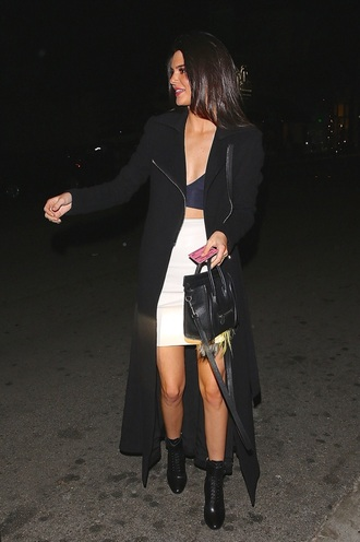 boots booties black shoes kendall jenner kardashians shoes
