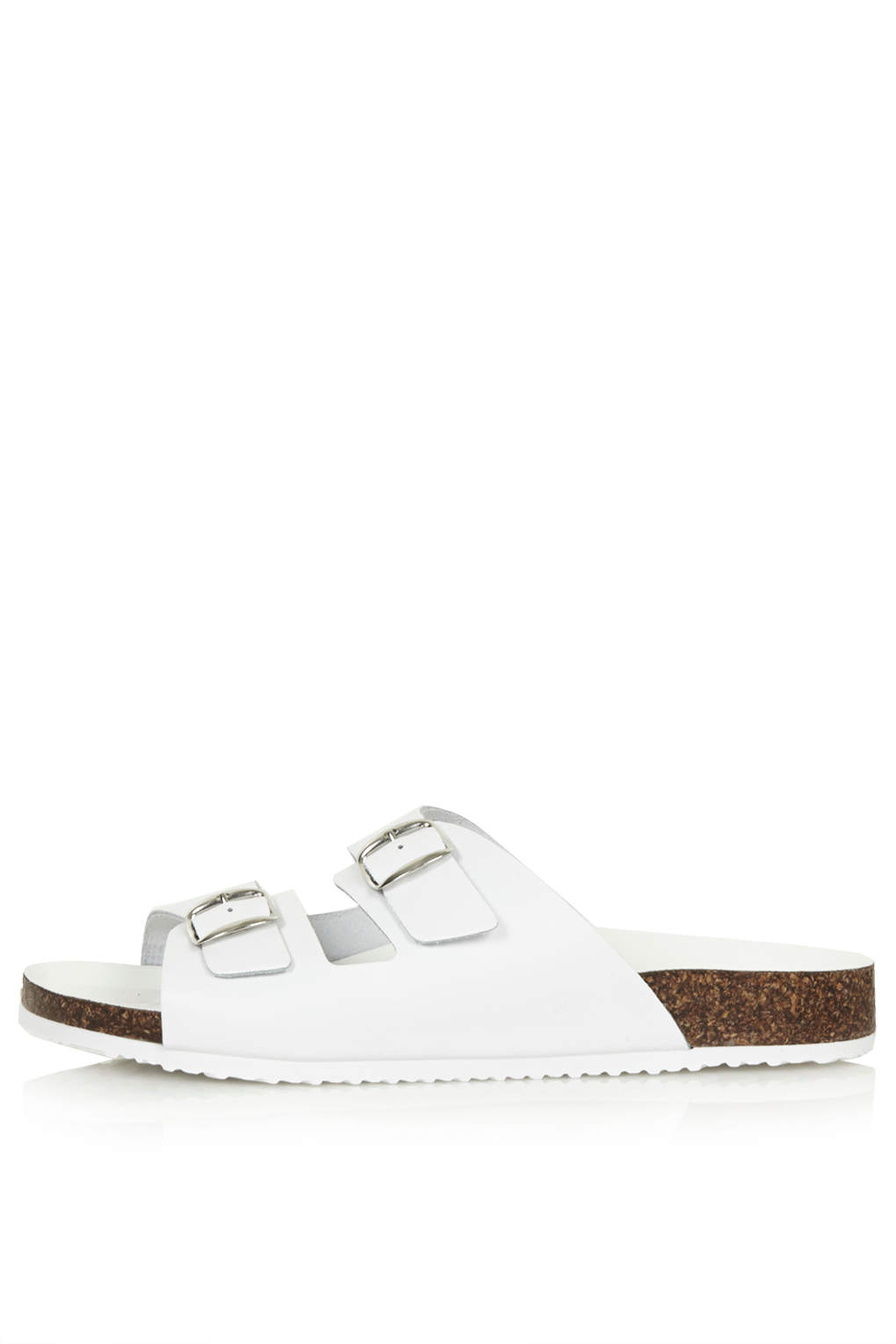 Heights double strap sandals