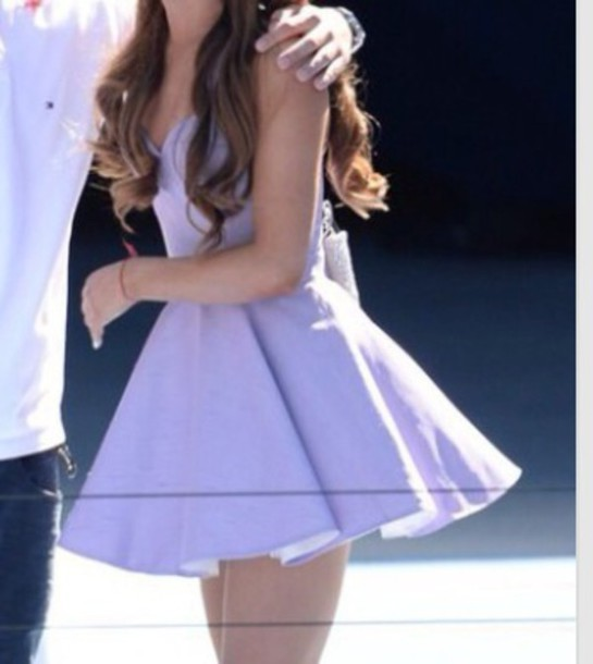 dress ariana grande love this summer prom prom love amazon beautiful amazing short dress lilac lilac dress now wow cute cute dress holidays spring june april may flowers dress gorgeous dress prom dress cute dress