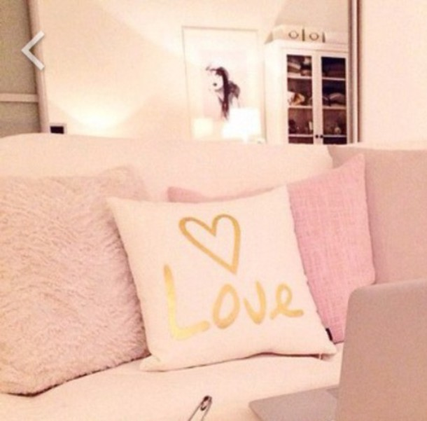jewels home accessory pillow love cozy